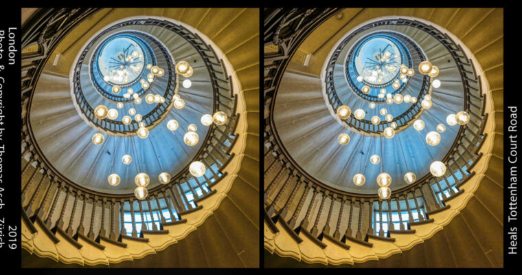 A different look at stairways