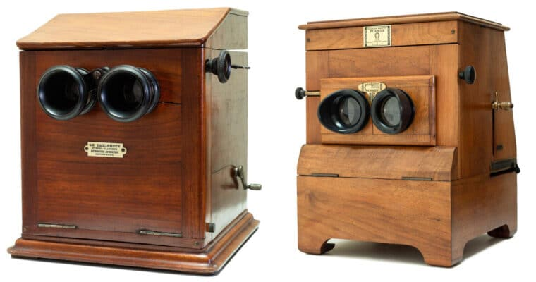 A Multiview Stereoscope Comparison