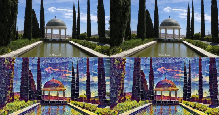 Using Artificial Intelligence in the Stereoscopic World