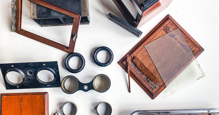 Restoring Stereoscopic Antiques