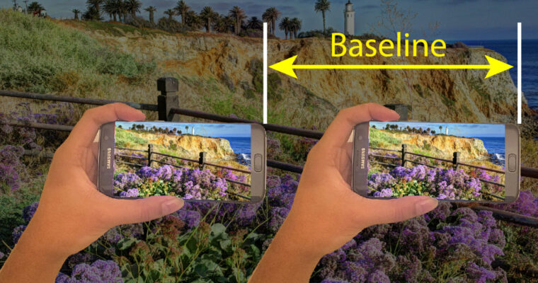 Getting the Right Depth in 3D Photography