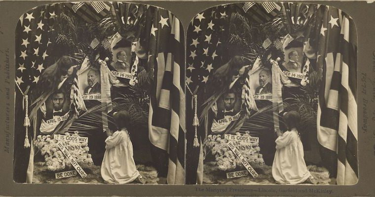 True Crime in Old Stereographs
