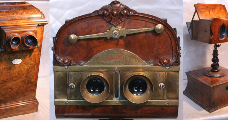 Fine British Stereoscopes and their makers