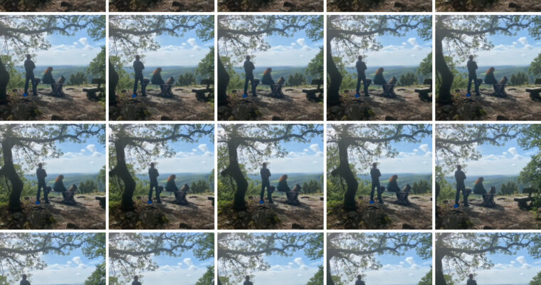 Stereo photography to go — from start to finish in 3 minutes